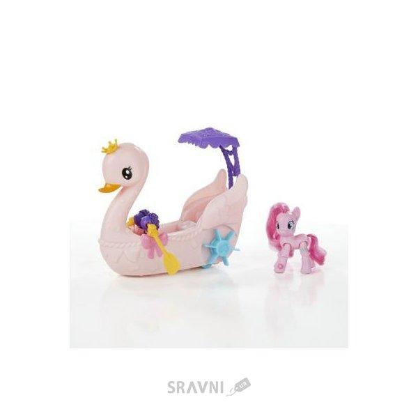 Фото Hasbro My Little Pony Пинки Пай на лодке (B3600)