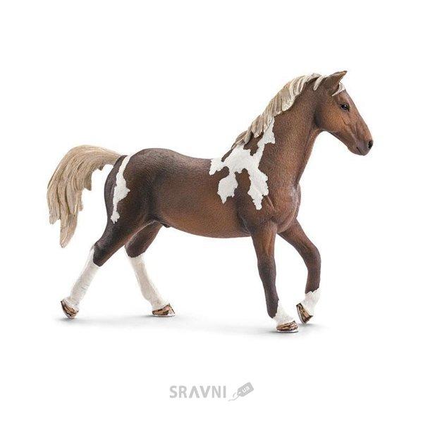 Фото Schleich Игрушка фигурка Тракененский конь (13756)