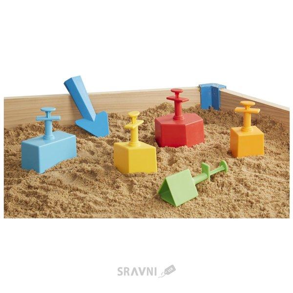 Фото Melissa&Doug Набор для строительства песчаных фигур (MD8260)