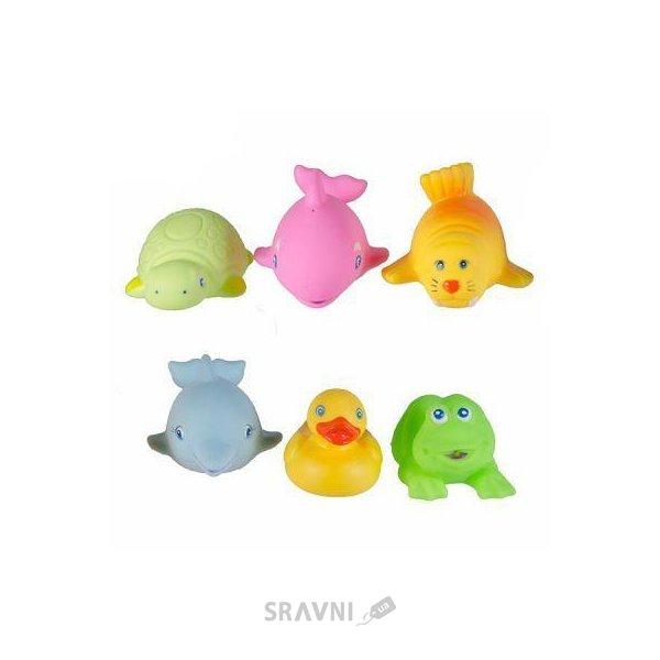 Фото Grow-Up Toys Набор для ванной в виниловой сумочке (6HB)