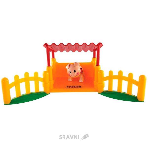 Фото Tolo Toys Поросенок под навесом (89781)