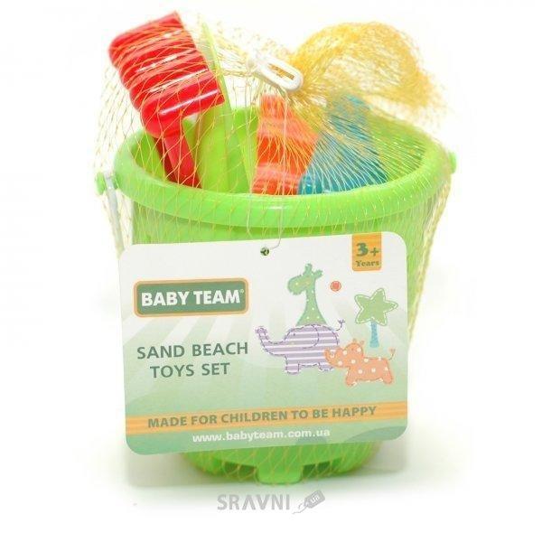 Фото Baby Team Набор для песочницы (9502)
