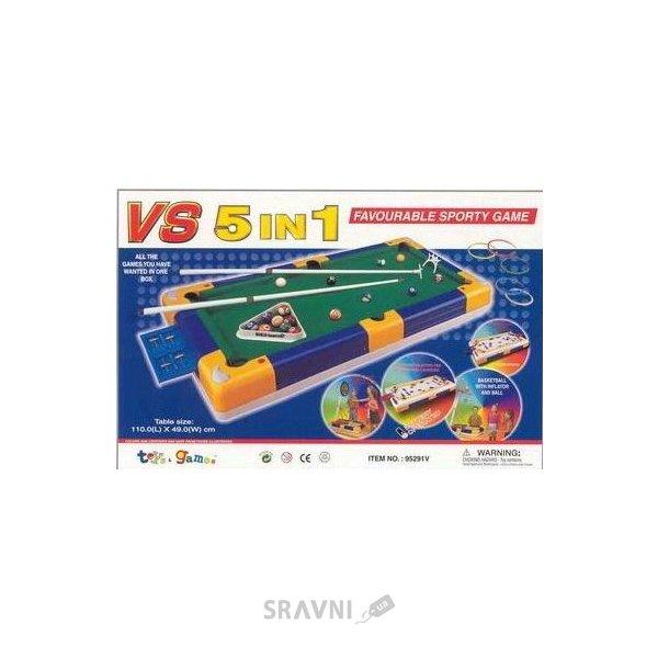 Фото Toys&Games Набор 5-в-1 (95291V)