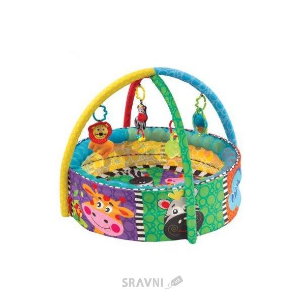 Фото PLAYGRO Развивающий коврик-бассейн