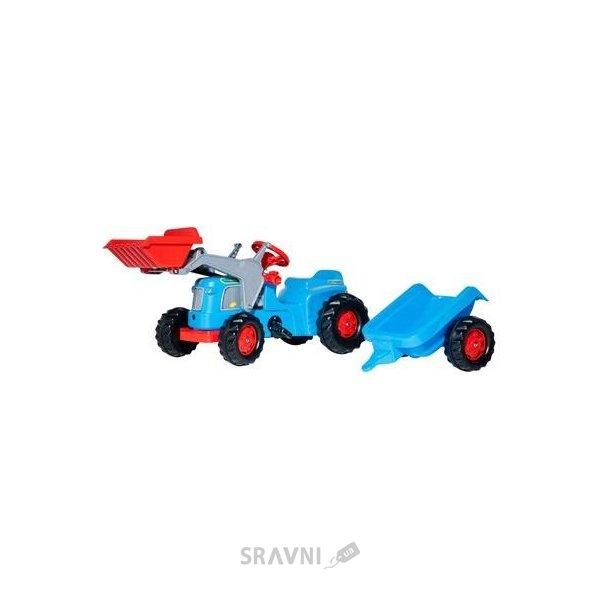 Фото Rolly Toys Трактор Kiddy Classic (630042)