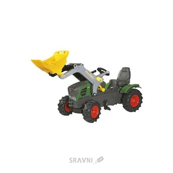 Фото Rolly Toys Трактор Rolly farm trac (611089)