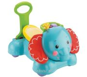 Фото Fisher Price Слоник 3 в 1 (CBN62)