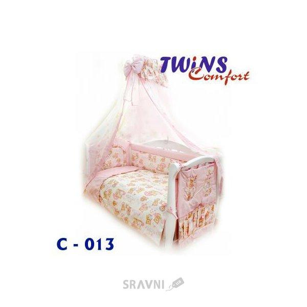 Фото TWINS Набор Comfort C-013 (8 элементов)