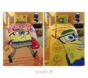 Фото TAC Комплект постельного белья Sponge Bob Academics