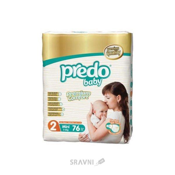Фото PREDO BABY Premium Comfort Mini 2 (76 шт)