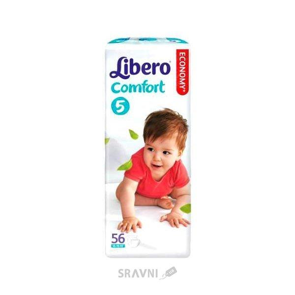 Фото Libero Comfort 5 10-16 кг (56 шт.)