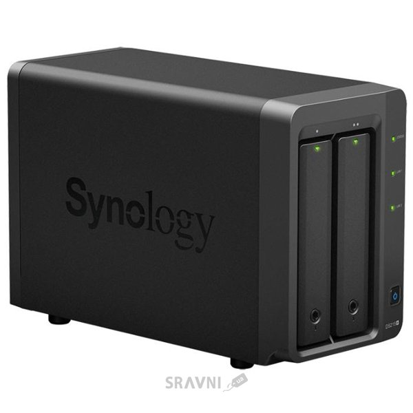 Фото Synology DS215+