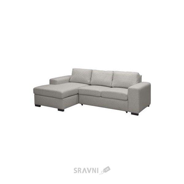 Фото IKEA SVINDALEN Диван-кровать с ящиками (103.058.16)