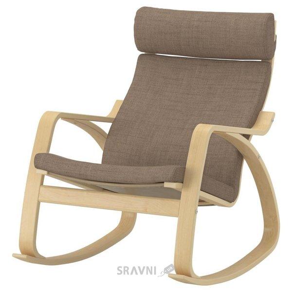 Фото IKEA POANG Кресло-качалка (699.008.66)