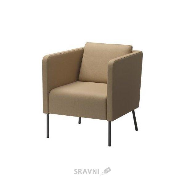 Фото IKEA Кресло ЭКЕРЁ TM04662201 бежевый (002.432.92)