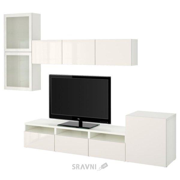 Фото IKEA BESTA Шкаф для ТВ (490.741.17)
