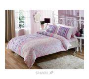 Фото TAC Hazel лиловый двуспальный Евро