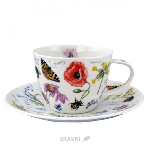 Фото Dunoon Wayside чашка чайная с блюдцем 200мл (17001)