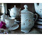 Фото Cmielow Набор чайных чашек без блюдец Rococo 9705 330 мл