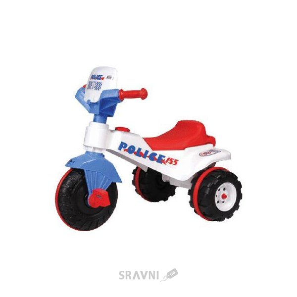 Фото PILSAN 07/120 Police Tricycle