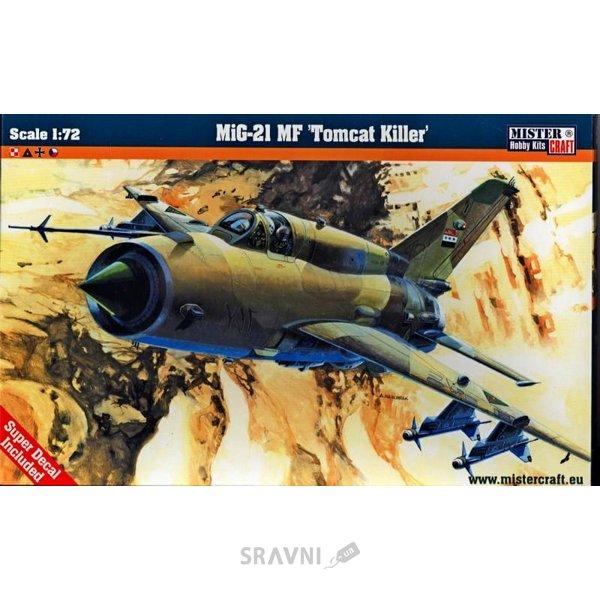 """Фото Mister Craft Истребитель МиГ-21 """"Tomcat Killer"""" (MCR-C16)"""