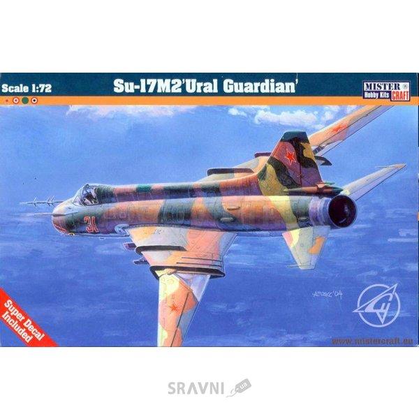 """Фото Mister Craft Истребитель-бомбардировщик Су-17 М2 """"Ural Guardian"""" (MCR-D45)"""