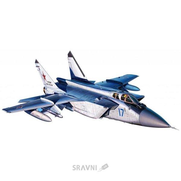 Фото Revell Самолет МиГ-31 Foxhound 1:144, (RV64086)