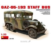 Фото MiniArt Штабной автобус ГАЗ-05-193 (MA35156)