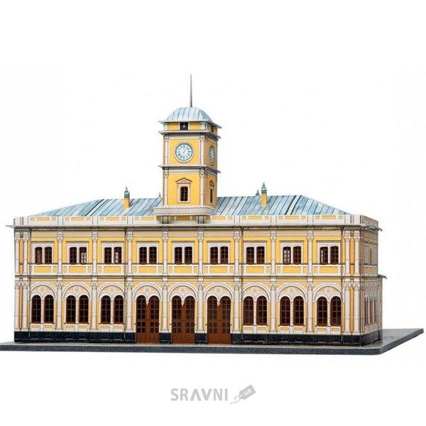 Фото Умная бумага Николаевский вокзал, г. Москва (356)