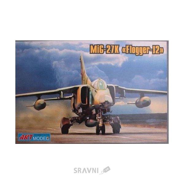 Фото Art Model Самолет MiG-27K Kaira (Guillemot) (NATO Flogger-J2) (ART7214)