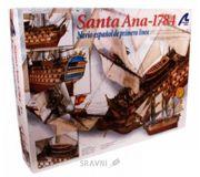 Фото Artesania Latina Деревянный парусник для склеивания SANTA ANA (AL22905)