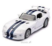 Фото Maisto Dodge Viper GT (1:24, белый) (39945)