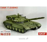 Фото Skif T-64BM2 Ukrainian main battle tank (MK228)