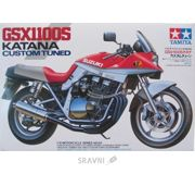 Фото TAMIYA Спортивный мотоцикл Suzuki GSX1100S Katana 'Custom Tuned' (TAM14065)