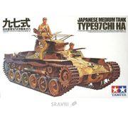 Фото TAMIYA Японский танк Type 97. (TAM35075)