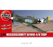 Фото Airfix Истребитель Messerschmitt Bf109E-4/E-1 (AIR05120A)