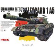 Фото Meng Model Немецкий основной боевой танк Леопард-1 А5 (MENG-TS015)