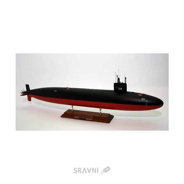 Фото Modelsvit Подводная лодка Thresher (SSN-593) (MSVIT1401)