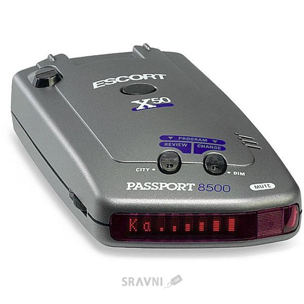 Фото Escort Passport 8500 X50 Red