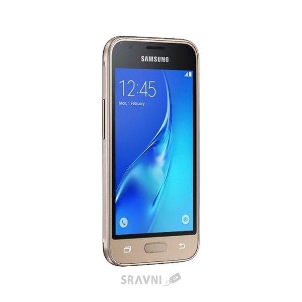 Телефон Samsung SM-J105H Galaxy J1 mini (2016) (Белый)