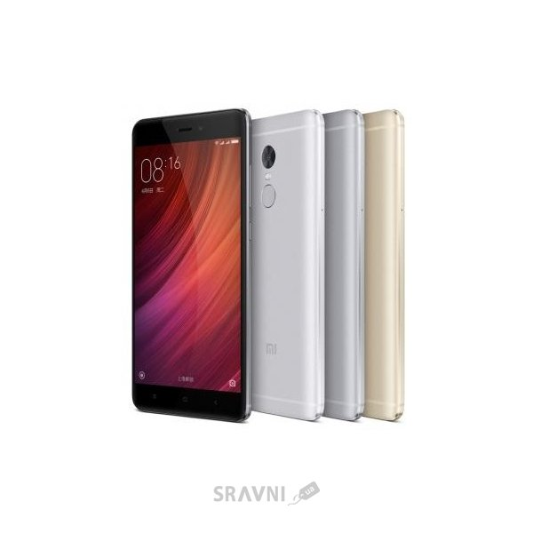 Фото Xiaomi Redmi Note 4 3/64Gb
