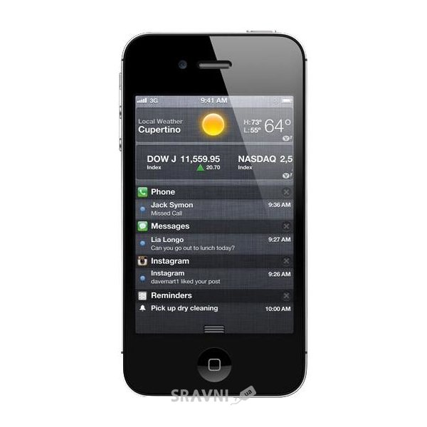 Фото Apple iPhone 4S 32Gb