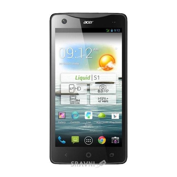 Фото Acer Liquid S1 Duo S510