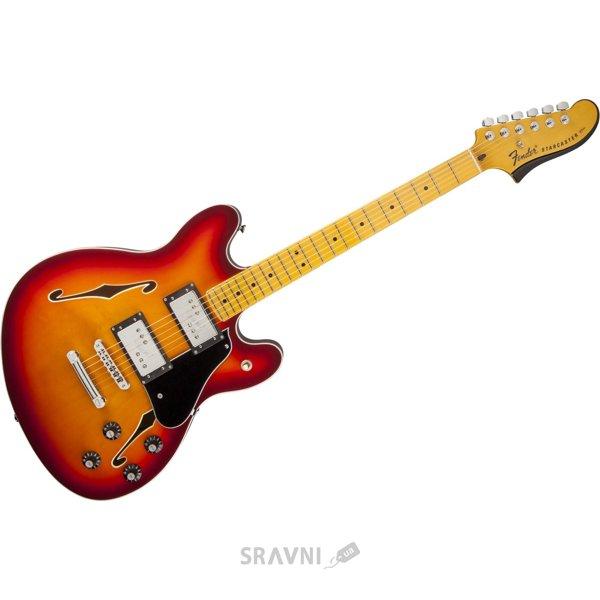 Фото Fender STARCASTER MN