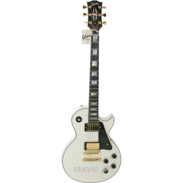 Фото Gibson Les Paul Custom