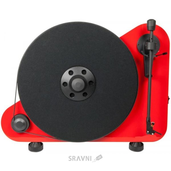 Фото Pro-Ject VT-E BT R Red (OM-5e)