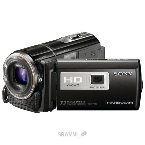 Фото Sony HDR-PJ30E