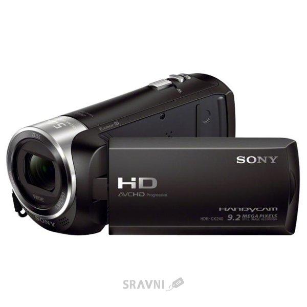 Фото Sony HDR-CX240E