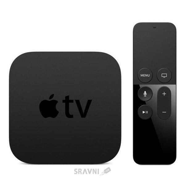 Фото Apple TV 4th generation 32GB (MGY52)