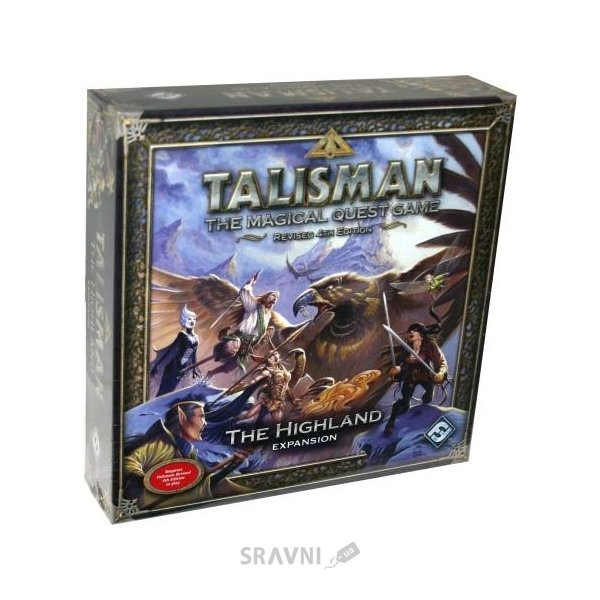 Фото Fantasy Flight Games Talisman. The Highland Expansion (13199)